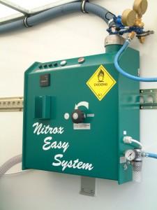 NITROX EASY SYSTEM